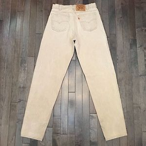 VTG | Levi's Orange Tab 550 High Waisted Mom Jeans